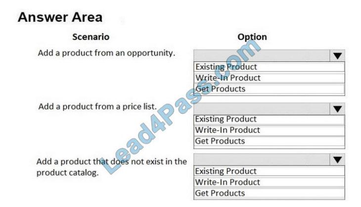 microsoft mb-210 certifications questions q5