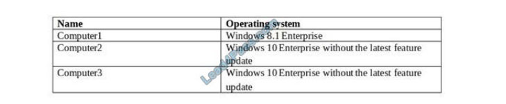 microsoft md-101 certification questions q5