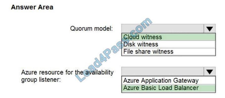 microsoft dp-300 exam q1uestions q2-1