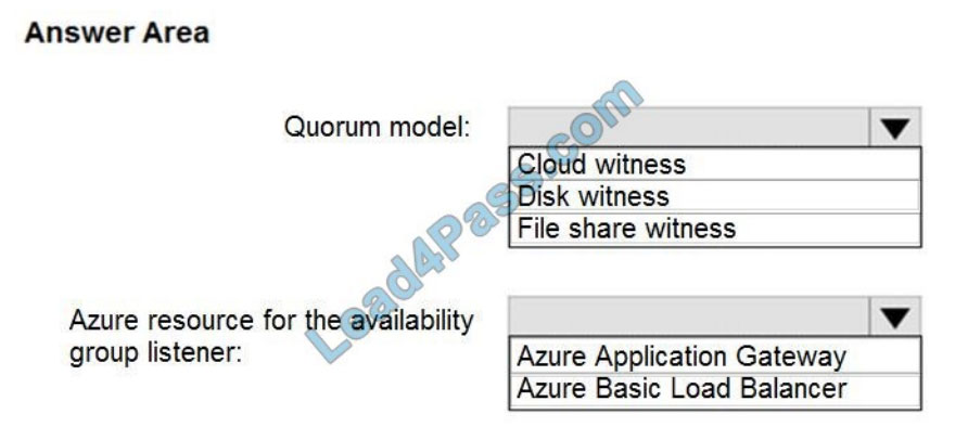 microsoft dp-300 exam q1uestions q2