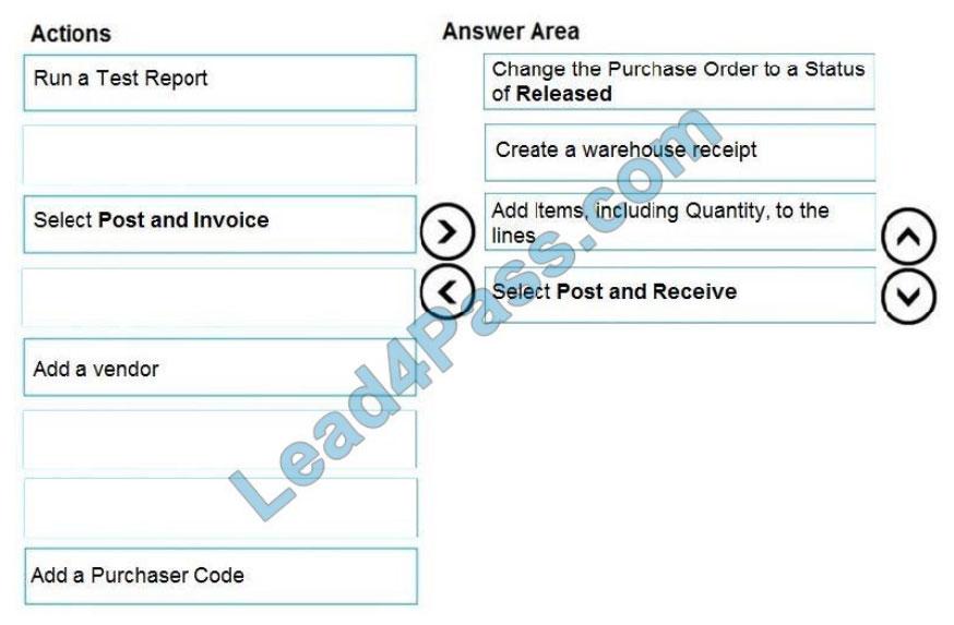 microsoft mb-800 exam questions q6-1