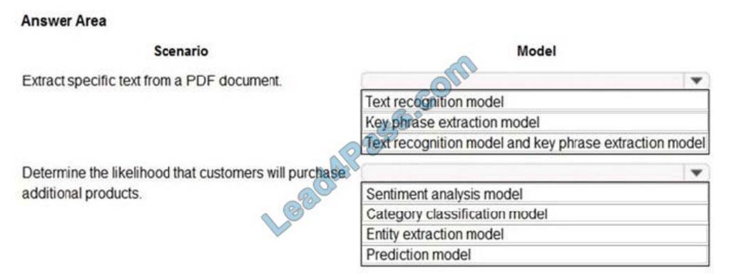 microsoft pl-200 exam questions q9