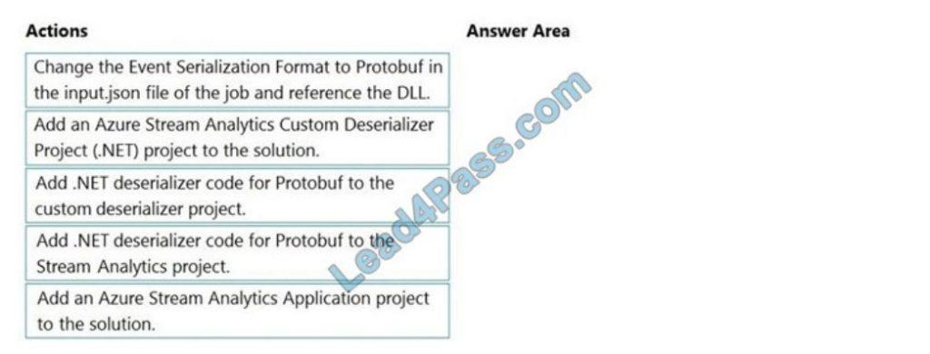 microsoft dp-203 exam questions q13